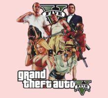 Grand Theft Auto 5 Kids Clothes