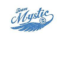 Mystic Team Photographic Print