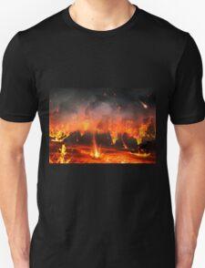 City Under Fire Unisex T-Shirt
