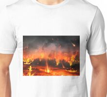 City Under Fire Unisex T-Shirt