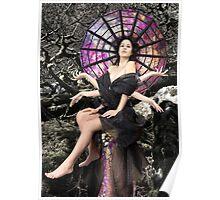 Arachne, Greek Mythological Goddess Poster