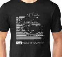 VOIGHT-KAMPFF TEST - BLADE RUNNER Unisex T-Shirt
