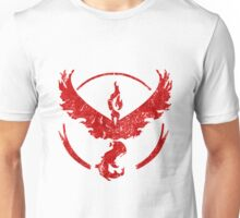 Pokemon,Team Valor Unisex T-Shirt