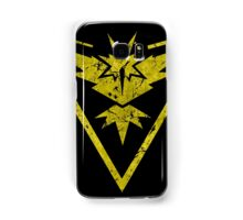 Pokemon,Team Instinct Samsung Galaxy Case/Skin