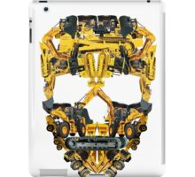 Skull Heavy Equipment iPad Case/Skin