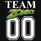 Team Zomboy Outbreak by mandoburger