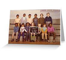 1974-1975, WESTERN ELEM. SCHOOL, 1ST. GRADE, HICKMAN, KY Greeting Card