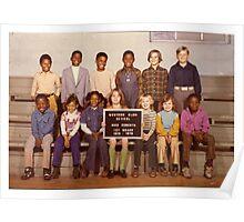 1974-1975, WESTERN ELEM. SCHOOL, 1ST. GRADE, HICKMAN, KY Poster