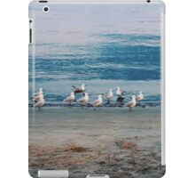 In the line for food iPad Case/Skin