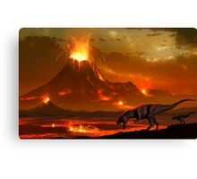 End of Days Version II Canvas Print