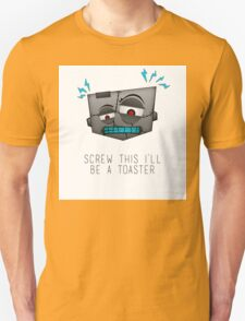Confused Robot T-Shirt
