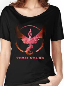 The Red Team Women's Relaxed Fit T-Shirt