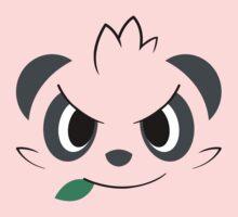 Pokemon - Pancham / Yancham One Piece - Long Sleeve