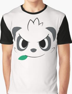 Pokemon - Pancham / Yancham Graphic T-Shirt