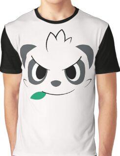 Pokemon - Pancham / Yancham Graphic T-Shirt