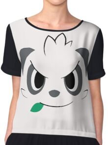 Pokemon - Pancham / Yancham Chiffon Top