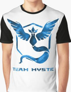 The Blue Team Graphic T-Shirt