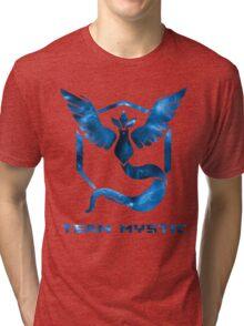 The Blue Team Tri-blend T-Shirt