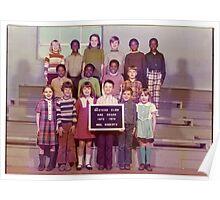 1973-1974, WESTERN ELEM. SCHOOL, 2ND. GRADE, HICKMAN, KY Poster