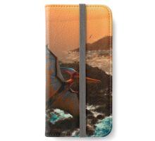 Pteranodon sternbergi iPhone Wallet/Case/Skin