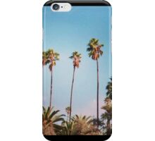 palm trees again iPhone Case/Skin