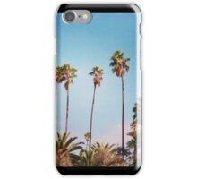 palm trees again iPhone Case/Skin