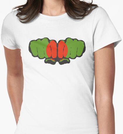Bangladesh! Womens Fitted T-Shirt