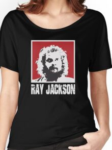 RAY JACKSON - BLOODSPORT MOVIE Women's Relaxed Fit T-Shirt