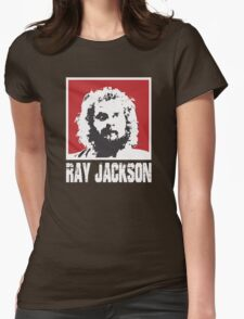 RAY JACKSON - BLOODSPORT MOVIE Womens Fitted T-Shirt