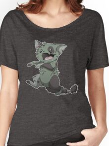 Zombie Kitty Women's Relaxed Fit T-Shirt