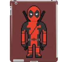 8-Bit Deadpool iPad Case/Skin