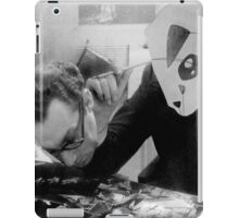 The Accidental Collage Maker. iPad Case/Skin