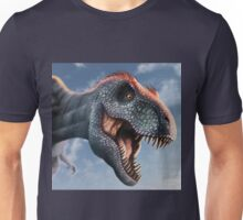 Tyrannosaurus Head Study Version I Unisex T-Shirt