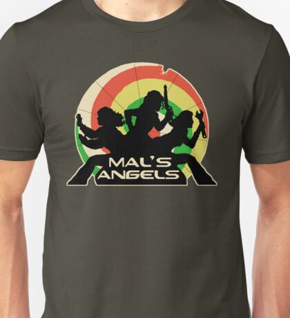 Mal's Angels Unisex T-Shirt