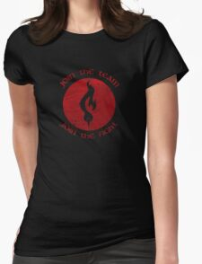 Join the fight Womens Fitted T-Shirt
