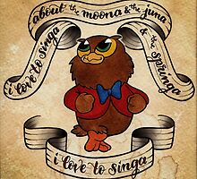 I Love to Singa! by James  Arndt