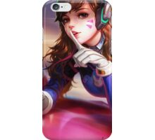 D.VA Overwatch iPhone Case/Skin