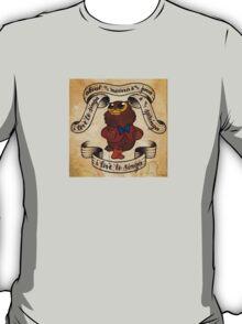I Love to Singa! T-Shirt