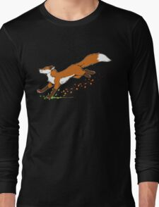 Autumn Fox Long Sleeve T-Shirt