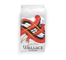 Wee Clan Wallace Duvet Cover