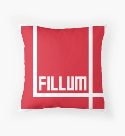 I Love Irish Movies - Fillum 4 Throw Pillow