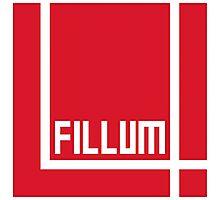 I Love Irish Movies - Fillum 4 Photographic Print