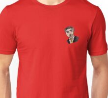Robert Downey Jr. Cartoon Unisex T-Shirt