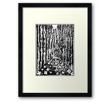 Despair of Gaia Framed Print