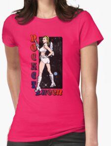 Rocket Queen Womens Fitted T-Shirt
