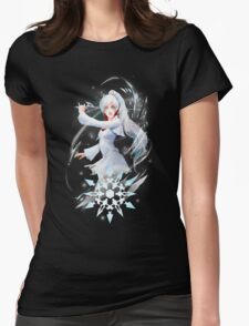 Weiss 1 Womens Fitted T-Shirt
