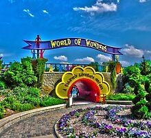 World of Wonders by dwillzcameraman
