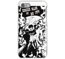 Comics Made Me!! iPhone Case/Skin
