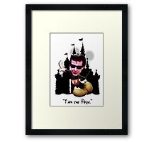 Young Mickey Framed Print