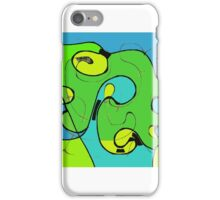 Warm Sand, Cold Water iPhone Case/Skin